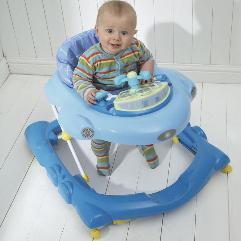 Buy Amigo Luxury Baby Walker