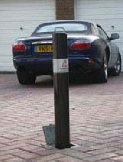 Buy Telescopic Parking Bollards