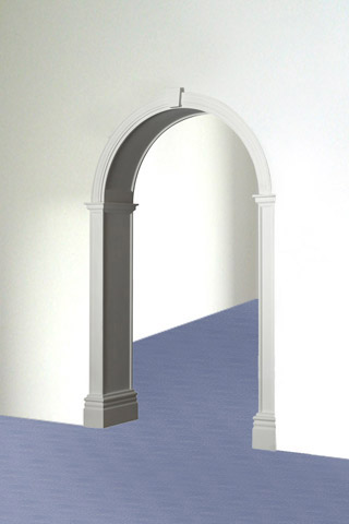 Buy VA03 - Victorian Arch up to 3'