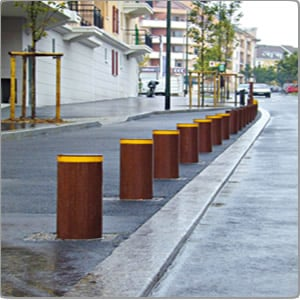 The Automatic Rising Bollard