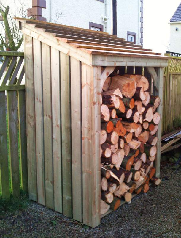 Buy Woodstyle Log Stores