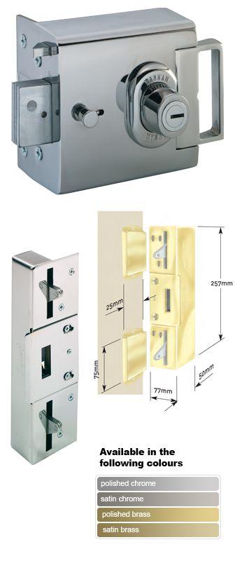 A2001 Rim Autobolt Lock