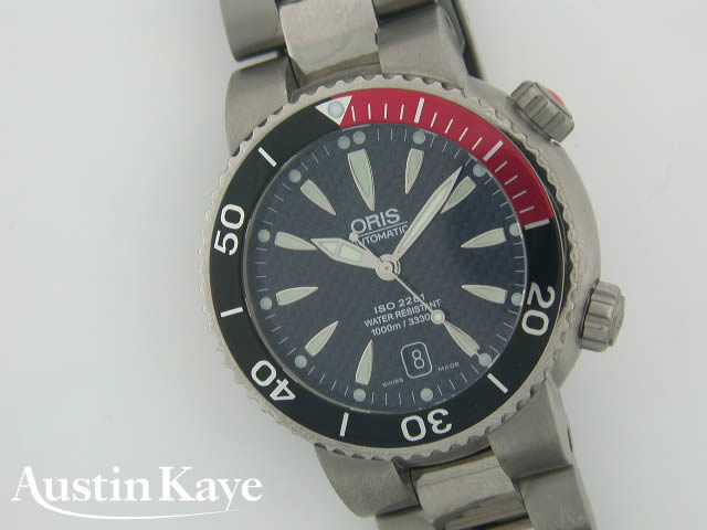 Gents Oris Divers