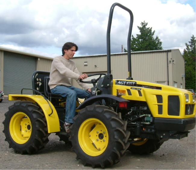 Buy AGT 835 T/S Rigid Compact Tractor
