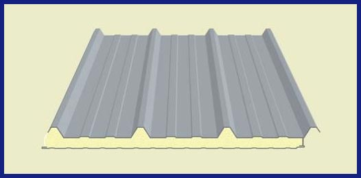 Buy Trisomet 333 Roof Panels