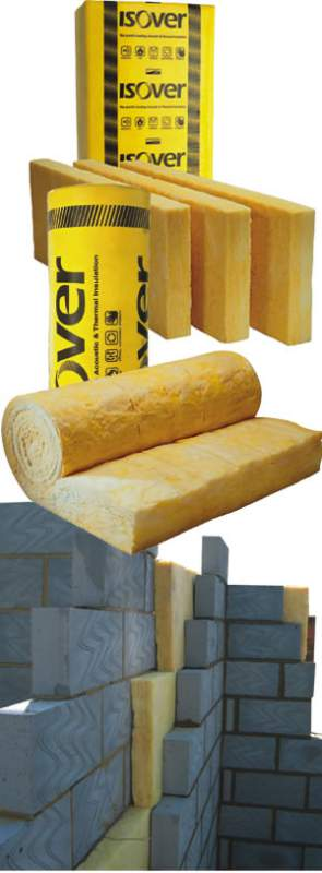 Buy Isover Insulation Products