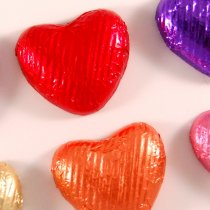 Buy Milk Chocolate Hearts