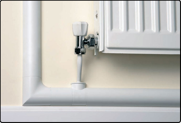Buy Pipe Covers For Radiators & Other Piping