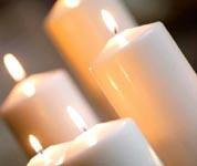 Pillar Candles CGCC