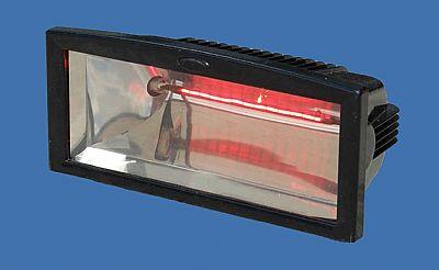 Sun King Outdoor Quartz Heater