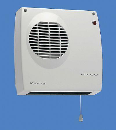 Zephyr Downflow Fan Heater