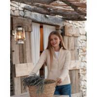 Buy Fruit Of The Loom Lady-Fit Zip Through Micro Fleece Jacket- XS-X