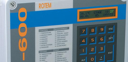 Buy ROTEM AC-600 Environmental Controller