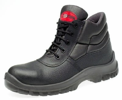 Buy UKSF Centek Black Leather Non Metallic S3 Safety Boots