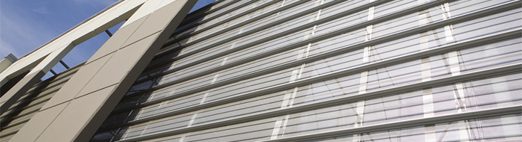 Kalzip perforated profiles