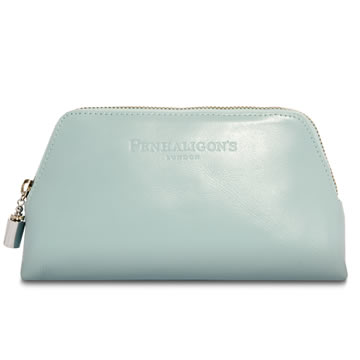 Large Cosmetic Bag Pale Blue buy in London