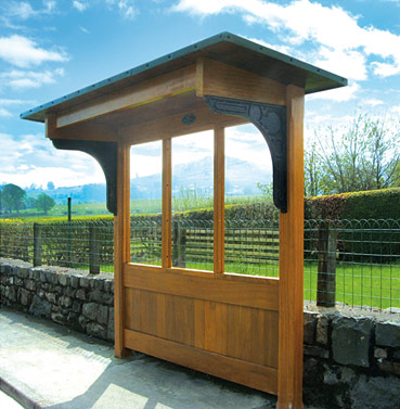 Buy Cropston Bus Shelters