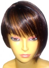 Aftress Wig Style Que