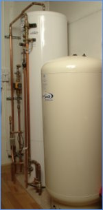 Buy OSO Dualstream Water Heating System