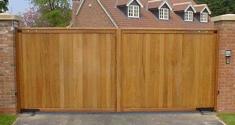 Driveway Gates Sale Timber Gates Wooden Driveway