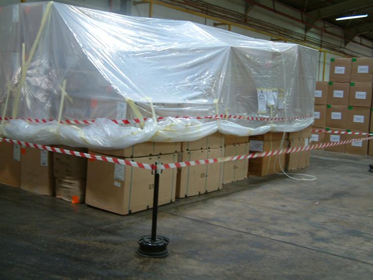 Buy Fumigation sheeting