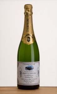 Buy 75cl Champagne (Personalised)