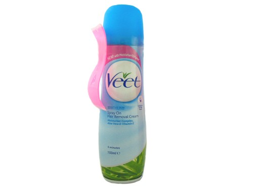 Veet Spray On Hair Removal Cream 150ml Buy In Banbridge
