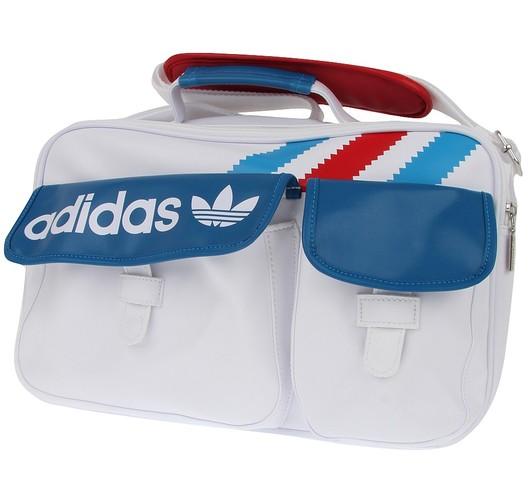Adidas Originals 3 Stripe Airline Bag buy in Heywood 9b4787405bc7a