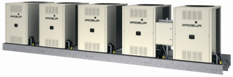 Buy Robur GA ACF Range: Gas-Fired Air Cooled Chillers