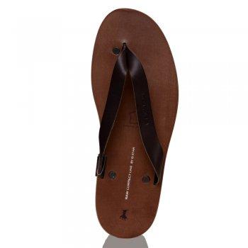 c5aea44d48d G-Star Raw Correct Line Tan Condo Leather Upper Flip-Flops buy in Woking