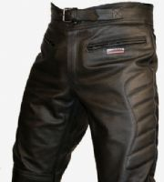 Buy Leather Motorcycle Trousers