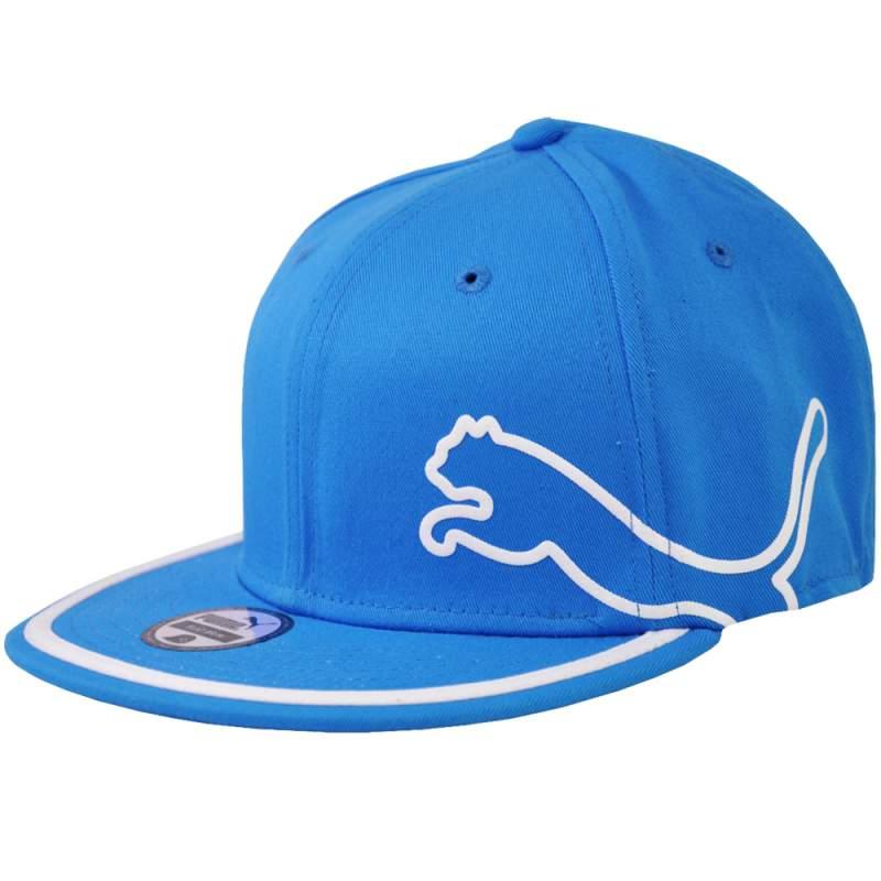 Flat Brim Golf Hats Puma Golf Monoline Flat Brim