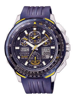 Buy Citizen Eco-Drive Radio Controlled Skyhawk JY0064-00L Men's Watch