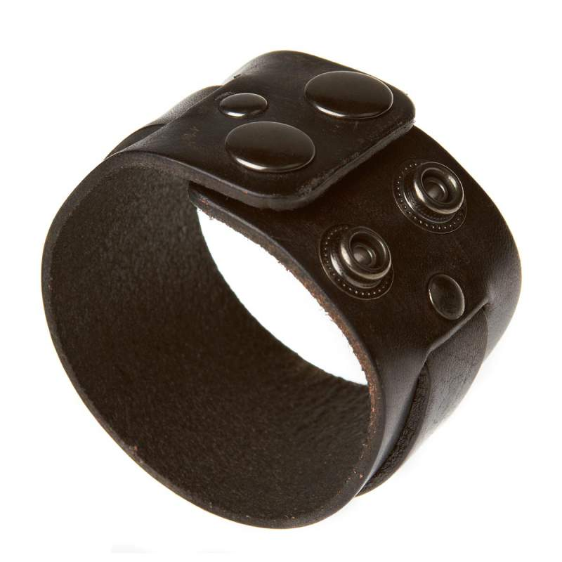Icon Gibson Bracelet Black