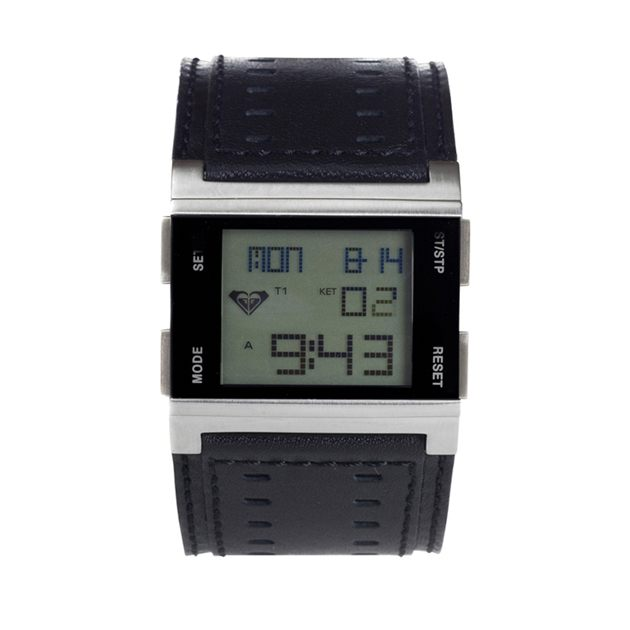 Roxy Wonton Watch Black