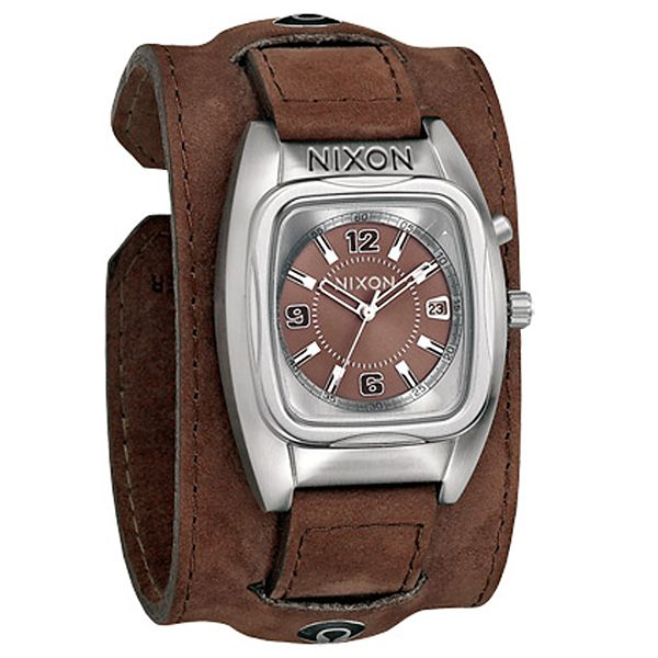 Nixon Rocker Watch Brown