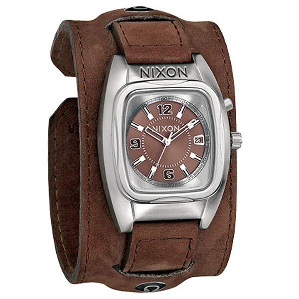 Buy Nixon Rocker Watch Brown