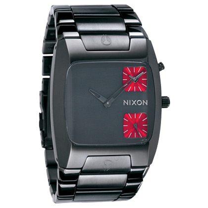 Buy Nixon Watch Banks Gunmetal