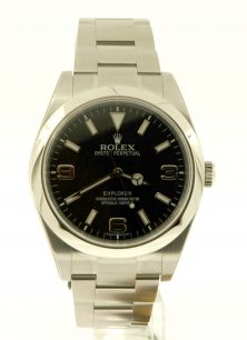 Buy Used Rolex Explorer I Watch