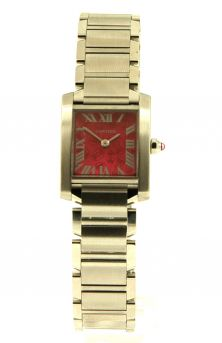 Buy Used Cartier Tank Francais Watch