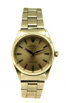 Buy Used Rolex Vintage Models Watch – 5500 Air King R2047