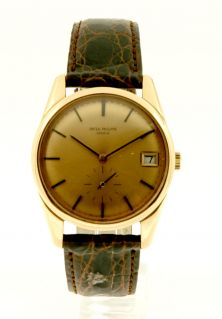 Buy Used Patek Philippe Calatrava Watch – 3558J PP1149