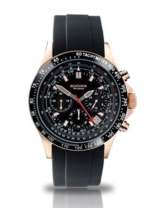 Buy Sekonda Gents Quartz Analogue Chronograph Watch