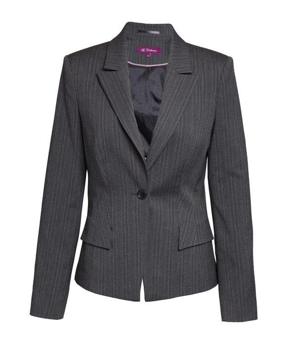 "Buy Slater Woman ""Aksu"" Washable Suit Jacket"