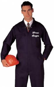 Buy Euro Work Coverall Regular 65% Polyester 35% Cotton 210g