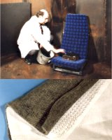 Buy TBA Textiles Transport Seating