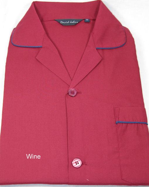 Buy David Johns Elastic Waist Pyjamas