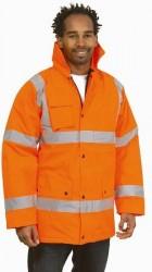 Buy High Viz Traffic Jacket