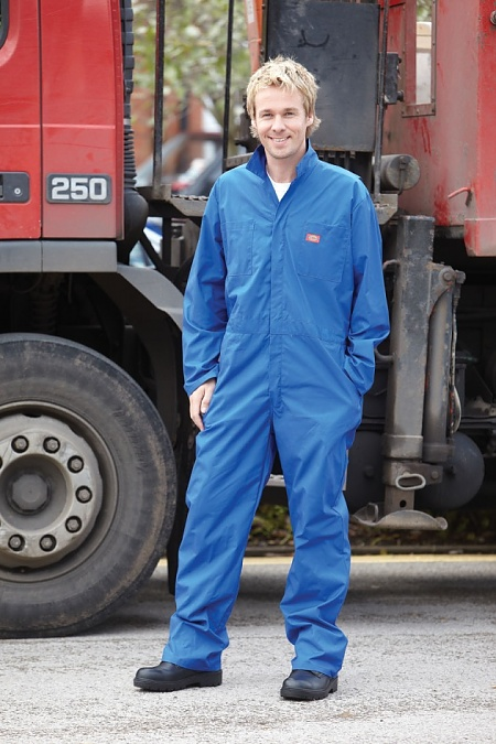 Buy Dickies Super Light Long Sleeve Coverall