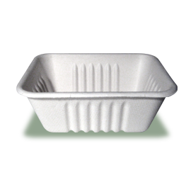 Buy 400ml Fibre Takeaway Tray